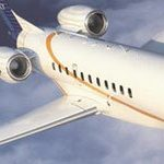 Cамолет бизнес авиации Embraer Legacy с VIP салоном для корпоративных чартерных рейсов