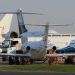 Бизнес-авиация не может переварить объемы