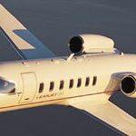 Легкий самолет бизнес авиации Learjet 40